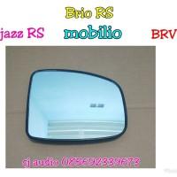 kaca cermin mirror spion Honda mobilio jazz brio RS brv