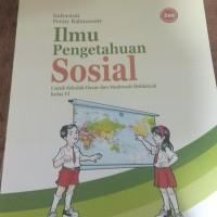 buku ilmu pengetahuan sosial kelas 6 Bse