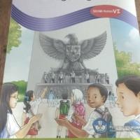 buku pendidikan kewarganegaraan untuk SD kelas 6 Bse