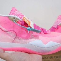 Sepatu Basket Nike KD 12 Pink