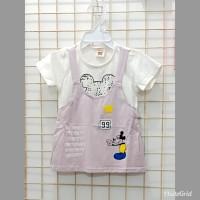 Baju Anak Cewek Impor / Dress Overall Baju Anak Lucu