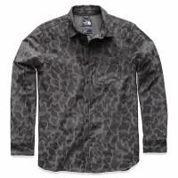Original The North Face TNF Shirt Kemeja Flanel Pria Murah Outdoor