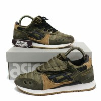 Sepatu Sneakers Asics Gel Lyte III X SBTG MonSoon Patrol Olive BNIB