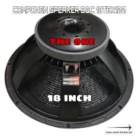 SPEAKER COMPONEN B&C 18TBX100 (18 inch)