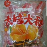 Jelly Jeruk/ Permen Jeruk Rasa Mandarin