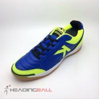 Sepatu Futsal Kelme Original K-Strong Royal Blue Lime 5 OL2