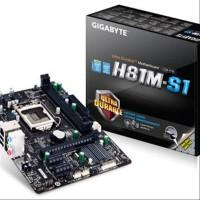 GIGABYTE Motherboard GA-H81M-S1 KMT5