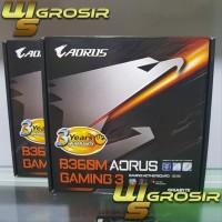 Motherboard Gigabyte B360M Aorus Gaming 3 LGA 1151 Supp KMT5