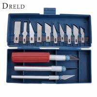 13pcs cutter set / hobby art knife DIY / Pen cutter carving sculpting