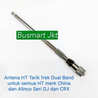 Antena HT SMA Female Tarik frek Dual Band