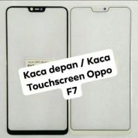 Kaca lcd Oppo F7 original gorila glass kaca depan kaca touchscreen.