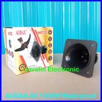 Tweeter Waterproof Audax AX 1000 W / 1000W Magnet Neodymium Tahan Air