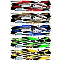 Sticker Striping Variasi Thailand Thailook Mio Sporty & Mio Garnis -3