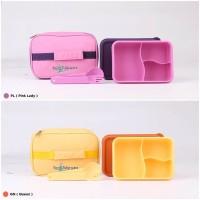 Tas Makan Tupperware - Tempat Makan - Kotak Makan - Multi Meal Set