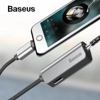 Jack Audio Iphone Jack Splitter Audio Baseus Lightning And Aux 3.5mm