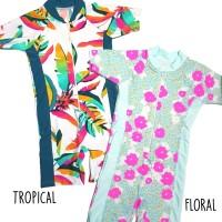 Swimsuit baju renang diving anak 4-6thn