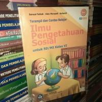 buku terampil dan cerdas ilmu pengetahuan sosial untuk SD kelas 6 Bse