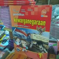buku ppkn untuk SD kelas 1 Bse