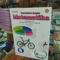 buku bersahabat dengan matematika untuk SD kelas VI/6 Bse