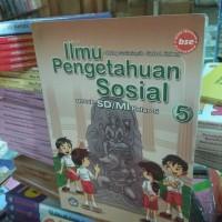 buku ips untuk SD kelas 5 Bse