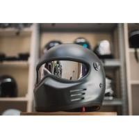 Outlaw Bandit Hitam Inner Visor - Helm Full Face