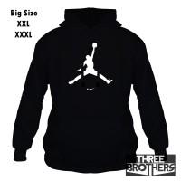 Sweater Hoodie Jumbo Nike Air Jordan - Jaket Club Baket Big Size XXXL