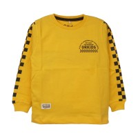ORKIDS Baju Kaos Anak State / Yellow