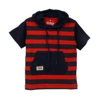 ORKIDS Baju Kaos Anak Ntapsoul / Red Navy