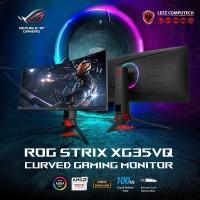 ASUS ROG Strix XG35VQ 35 UWQHD 100Hz FreeSync Curved Gaming Monitor