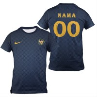 KAOS jersey sepak bola futsal ad06 full print CUSTOM Size S - XXXL - XS