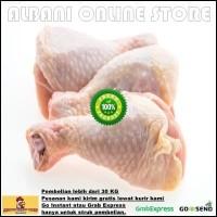 Paha Pentung Ayam Kualitas Premium Dari Ayam Hidup Ukuran Kecil