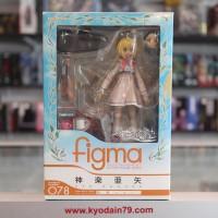 Figma 078 Aya Kagura MISB ORI NEW Ryuki Good Smile Company