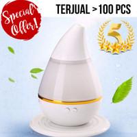 Humidifier aroma terapi dengan lampu tidur