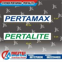 Sticker Pertalite Atau Pertamax , Sticker Pertamini, Pertamini Digital