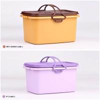 Tempat Makan Tupperware - Tas Makan - Rantang - Jumbo Lunch Box 3,6L