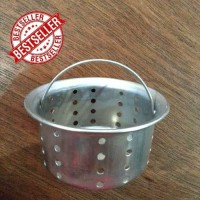 Saringan Bak Cucian Cuci Piring Tutup Wastafel stainless Afur