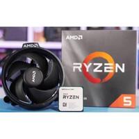 Processor AMD Ryzen 5 3600 Generasi 3