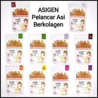 Asigen Collagen Almond Milk Booster - Susu Pelancar Asi kolagen 170gr