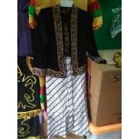 Baju Adat Jawa Bludru Anak Perempuan Kostum Karnaval Kartinian SIZE SD