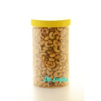 Kacang mete mede Asin Yu Sri Solo 1 kg utuh tidak pecah aman dalam pen