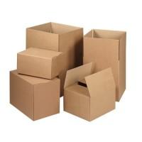 Packing Kardus Tambahan (Agar Snack Aman)
