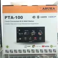 Asuka PTA-100 TV mobil asuka PTA 100 With TV TUNER digital