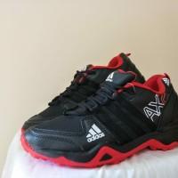 Sepatu Adidas AX2 Hitam Merah Murah