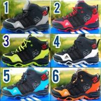 Adidas ax2 boots goretex label vietnam sepatu pria wanita basket