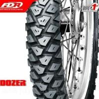 FDR Dozer 70/90-17 TT Ban Motor Bebek Supra/Revo/jupiter/vega/smash