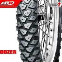 FDR Dozer 80/90-17 TT Ban Motor Bebek Supra/Revo/jupiter/vega/smash