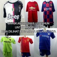 Setelan Baju/Kaos Sepak Bola Anak/Kids 2019-2020 2018-2019