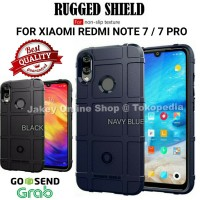 Xiaomi Redmi Note 7 - 7 Pro Soft Case HP Premium RUGGED SHIELD Armor