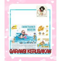 Baby Flow SwimTrainer Modern Swim Trainer Ban Renang Pelampung Bayi