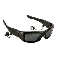 Spy cam camera eyewear V-1 sun glasses FULL HD with bluetooth headset